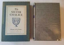 The Silver Chalice by Thomas Costain, Doubleday, 1952, Limited Edition, *SIGNED*