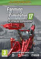 Farming Simulator 17 Platinum Expansion (Expansion) PC Focus