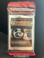 More details for 2020-21 panini chronicles soccer value cello fat pack 2021 - 15 cards sealed uk