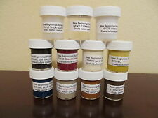 REBORN Doll premium AIR DRY PAINTS ETHNIC, 8 basic COLORS + 3 Mediums