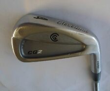 Cleveland CG2 cmm 4 fer t/temper dynamic gold S300 acier shaft, cleveland grip