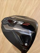 Titleist TS2 Golf Driver 10.5 Stiff
