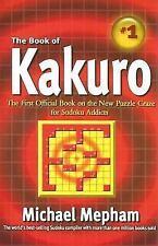 The Book of Kakuro #1 - LikeNew - Mepham, Michael - Paperback
