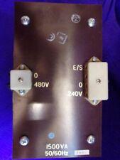 Transformer 1500VA 480v tx511