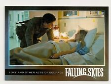 2013 FALLING SKIES PREMIUM PACK BASE CARD #15 LOVE AND OTHER ACTS OF COURAGE