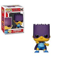 Pop! Vinyl--Simpsons - Bart (Bartman) Pop! Vinyl
