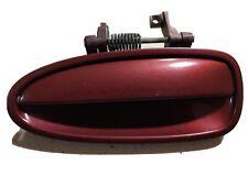 Acura Integra Rear driver's door handle ( Burgandy) 94 thru 01