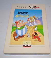 ASTERIX Latraviata 500 Piece PUZZLE Nathan 2003 Goscinny / Uderzo (miss 5 pce)