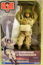 "GI JOE ""Airborne at Normandy"" Figurine (NIB)"
