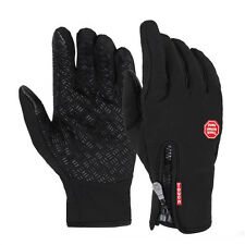 Waterproof Men's Women' Winter Ski Warm Motorcycle Touch Driving Winter Gloves