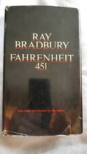 Fahrenheit 451, First Edition Stated, **Free U.S. Shipping!**