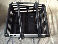 Thule Pack 'n Pedal Black Basket