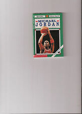 SCHOLASTIC SPORTS SHOT COLLECTOR BOOK #18 MICHAEL JORDAN