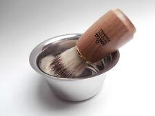 Rasiertopf PROFI Shaving Bowl Rasiertasse Rostfrei f. Rasiermesser Rasierhobel