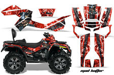Can-Am Outlander Max ATV Graphic Kit 500/800 AMR Decal Sticker Part HATTER RED