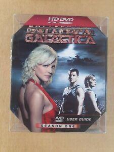 Battlestar Galactica - Season 1   HD DVD like new