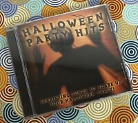 Halloween Party Hits Audio CD Scary Songs Fall Party Carnival Dance Music P9-5