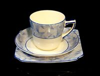 Beautiful Art Deco Royal Doulton Envoy Trio