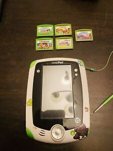 LeapFrog LeapPad Explorer Learning Tablet - Green With 5 Games