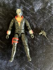 Gi Joe Destro 1983 Hasbro Action Figure Vintage! Accessories Gun! No Reserve