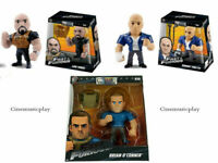 Dominic Toretto Luke Hobbs Brian O'Connor Fast & Furious Figures Metals Die Cast