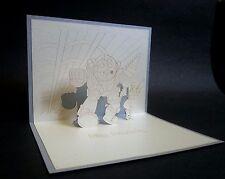 Pop Up Greeting Card, Big Daddy & Little sister, BioShock-Video Games series