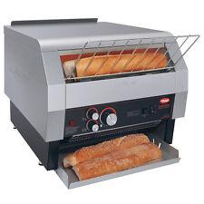 Hatco TQ-1800BA Toast-Qwik Horizontal Conveyor Bun and Bagel Toaster