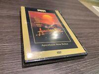 Apocalypse Now Redux DVD Francis Ford Coppola Marlon Brando Sigillata Nuovo