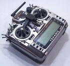 FrSKY Taranis X9D control rod stick locker - saver lever cover + retainer clip