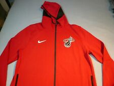 Nike Miami Heat Showtime XL or 2XL BRAND NEW NBA Hoodie Zip up Jacket NWT