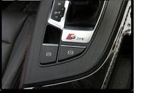 4 x Audi S-line Aufkleber für Türklinke A3 A4 A5 A6 A7 RS S6 TT Q7 Emblem Logo