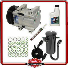 New A/C Compressor Kit 1050280 - F1OY19V703AA F-150 F-250 Bronco F-350