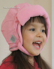 Kid Toddler Girl Winter Snow Thinsulate Waterproof Aviator Hat/Cap~Pink 2T 3T 4T