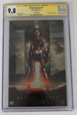 CGC SS Graded 9.8 Wonder Woman #31 (2017), Conv. Edition, Signed Gal Gadot