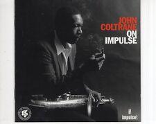 CD JOHN COLTRANEon impulseHOLLAND EX+  (A1691)