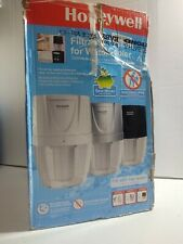 Honeywell Hwb101W Filtration System for Water Dispensers, White Traditional