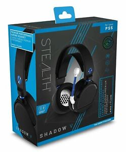 Stealth SP Shadow V Stereo Gaming Headset Black (PS5) PlayStation 5