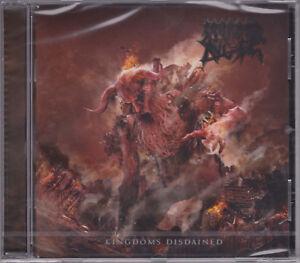Morbid Angel 2017 CD - Kingdoms Disdained -Deicide/Hate Eternal/Nocturnus Sealed