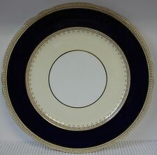 Aynsley PEARL-COBALT BLUE Dinner Plate BEST More Items Available