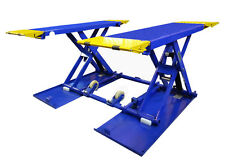 Premium SL30A 1 meter scissor lift. Lift 3 ton. Optional ramps & 4WD adaptors
