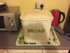Vintage Retro Bread Bin . . . Tv Prop/Collectable