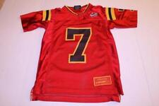 Youth Iowa State Cyclones #7 S (8/10) Football Jersey (Red) Colosseum Athletics