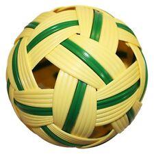 Pvc rattan ball sepak takraw kick volleyball new training thai sport game