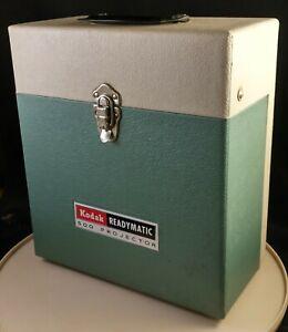 Vintage Portable Kodak Readymatic 500 Slide Projector Original Manual