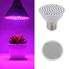 1pcs Lumière Ampoule Lampe Croissance Plante LED Floraison Horticole intérieur