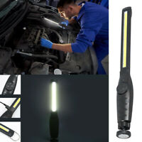 COB LED Akku Werkstattleuchte Handlampe Werkstattlampe 7W Taschenlampe 800LM NEU