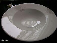 Rosenthal White Curve Dandelion 2 x Pastateller 30 cm ***NEUWARE 1.Wahl***
