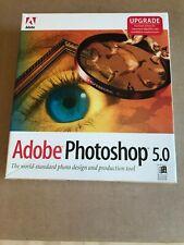 ADOBE Photoshop 5.0 Upgrade for WindowNT & Windows95,
