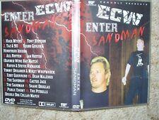 ECW Wrestling DVD Enter Sandman WWF WCW WWE TNA NWA WXW USWA DWA GWF GWP AWA POW
