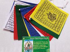 Green Tara Tibetan  Prayer Flag,Nepal